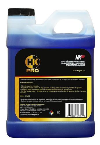 liquido para laboratorio de inyectores 1 litro hantec