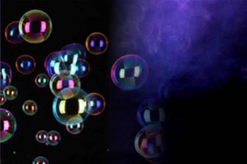 líquido para máquina de bolhas com 1 litro