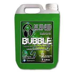 Líquido Para Máquina De Burbujas Y Burbujeros - Linea Pro