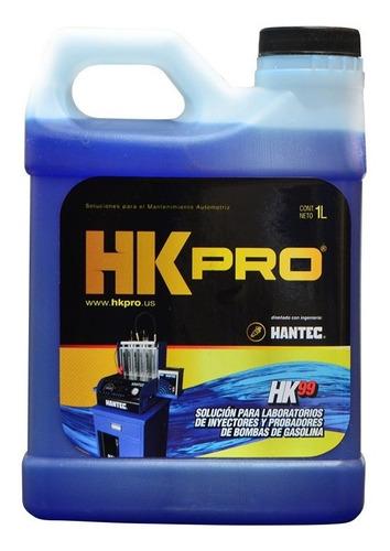 liquido para prueba de inyectores 1 litro hantec