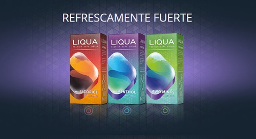 liquido para vapear liqua elements original 30ml italian