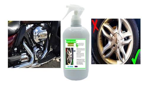 liquido quita oxido para metales 1 litro spray