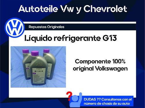 liquido refrigerante g13 volkwagen