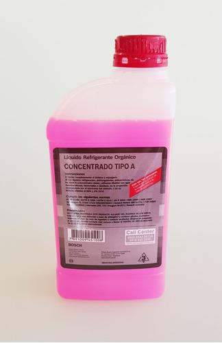 liquido refrigerante y anticongelante organico bosch 1 litro