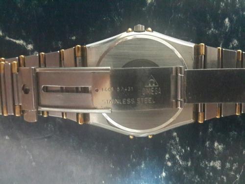 liquido reloj de oro omega!!!