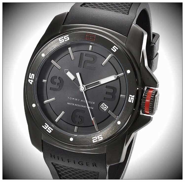 997b918c9ffc Líquido! Reloj Tommy Hilfiger Modelo 1790708 Sumergible 50m ...