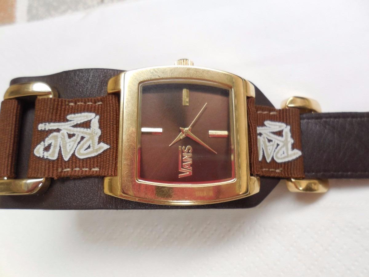 vans reloj