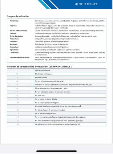 líquido sanitizante para humificadores y vaporizadores