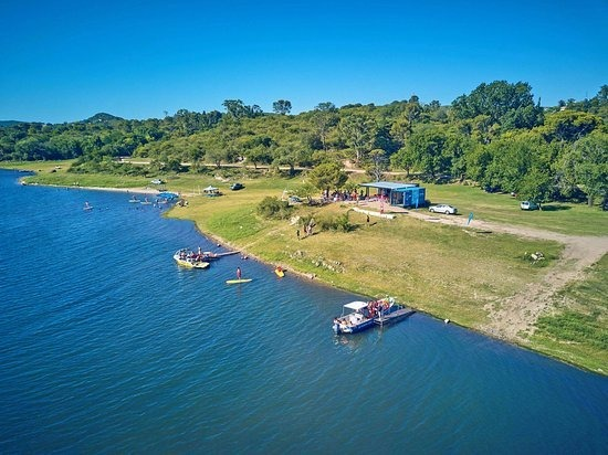liquido terreno villa del dique - cordoba a metros del lago