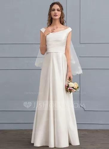 liquido vestido novia talla 54 nuevo! - $ 10.000 en mercado libre