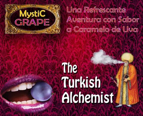 liquidos para vapear premium esencias turkish alchemist 30ml