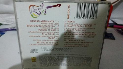 lira'n roll cd maria edicion 1992