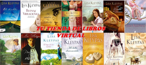 lisa keyplas coleccion novela romantica pack de libros