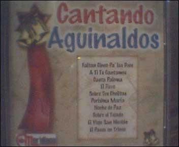 liscano galué  cantando aguinaldos   cd original    nav11
