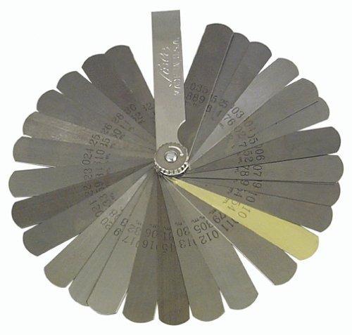lisle 68100 deluxe feeler gauge