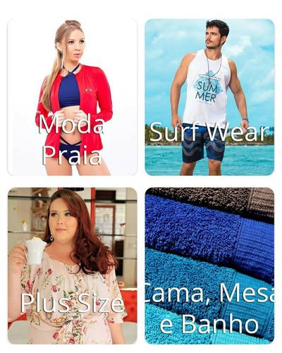lista com mais de 150 fornecedores e fabricantes de roupas