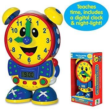 lista de juguetes de vacaciones,juguete reloj el tiempo ..