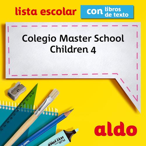 lista escolar colegio master school  children 4