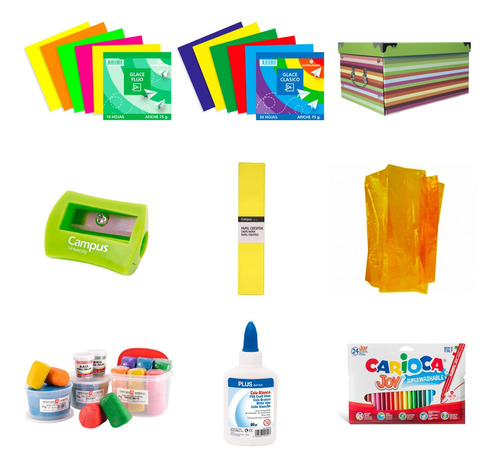 lista escolar prado school inicial - kinder 5