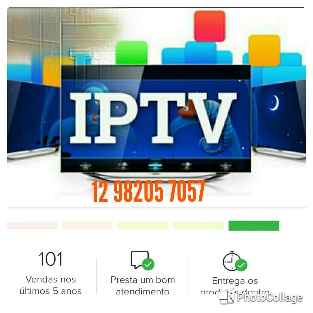Lista Paga Premium Smart Tv, Kodi, Perfect Player 6 Meses