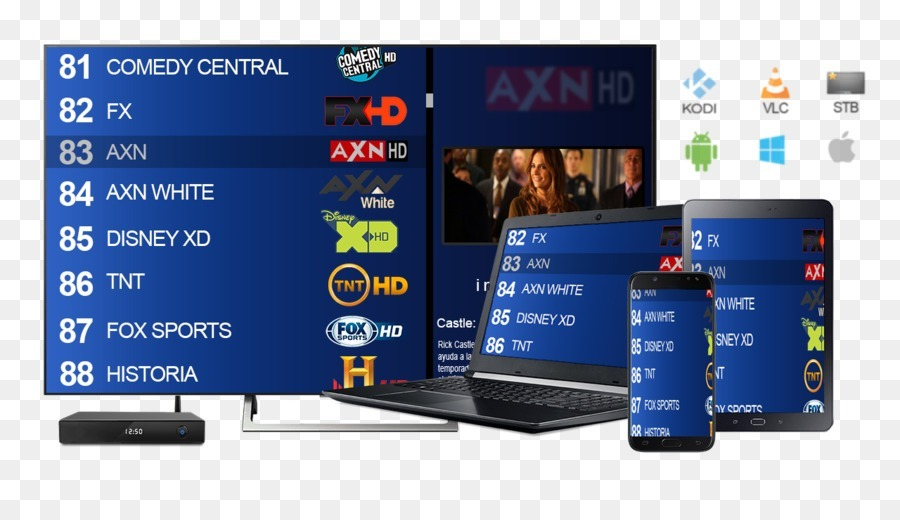 Lista Premium M3u Smart Tv Tvbox Android 2hr - $ 1 00 en