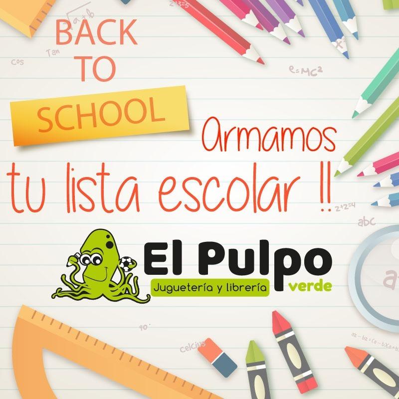 035126b67f5d9 Lista Útiles Escolares Vuelta Al Cole Lista Escolar -   1,00 en ...
