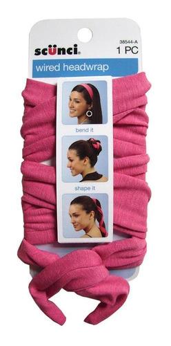 liston elastico para el cabello scunci 38544swmx