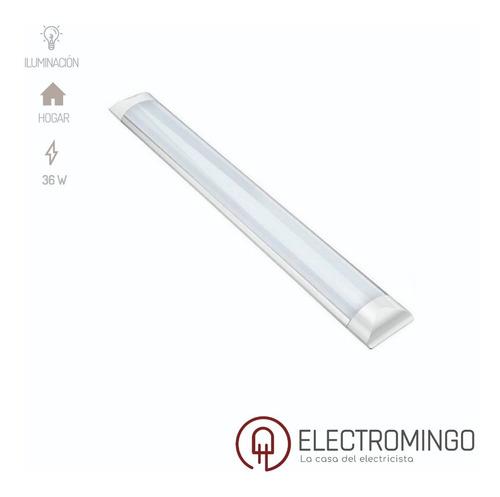 liston led slim 36w sica luz neutra electromingo