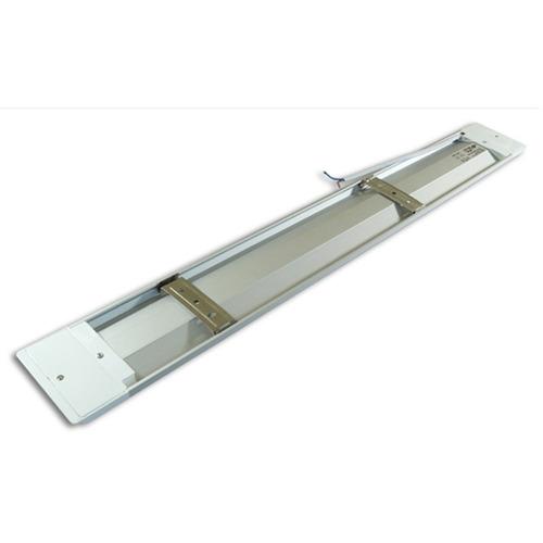 liston tubo led slim 18w frio 60 cm reemplaza a doble sica
