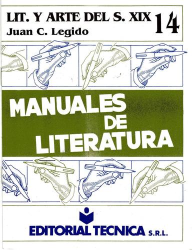 lit. y arte del s. xix - legido. editorial técnica n° 14
