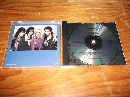 lita ford - dancin' on the edge cd imp ed 1990 mdisk
