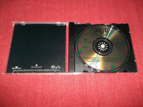 lita ford - lita cd imp ed 1990 mdisk