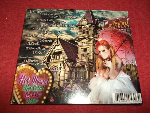 lita ford - wicked wonderland cd usa ed 2009 mdisk