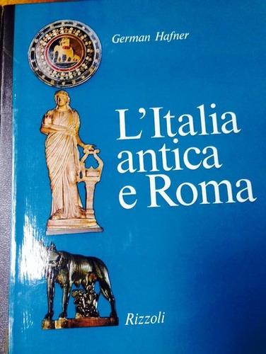 l´italia antica e roma hafner