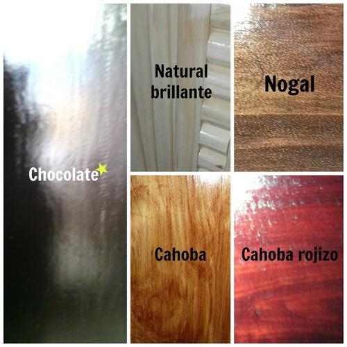 litera doble individual de madera de pino diferentes colores