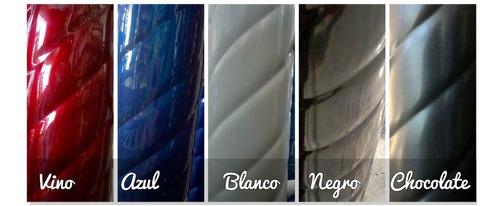 litera mixta tubular diferentes colores
