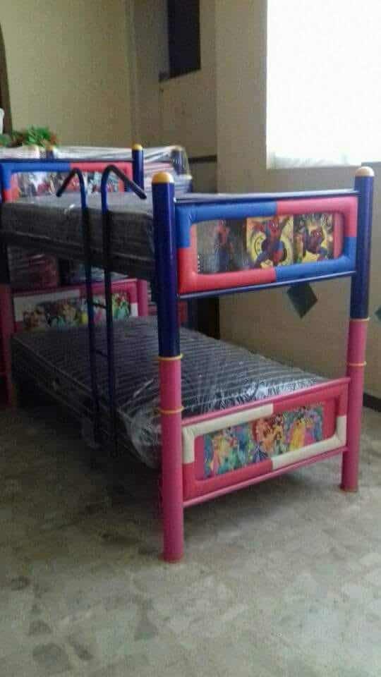 Litera Tubular Individual Infantil 235000 En Mercado Libre