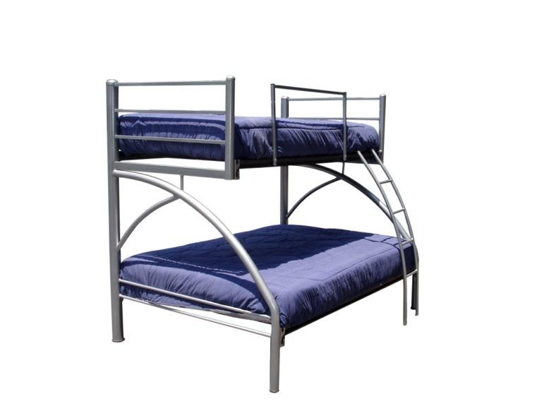 Literas camas minimalistas individual matrimonial mixta ...