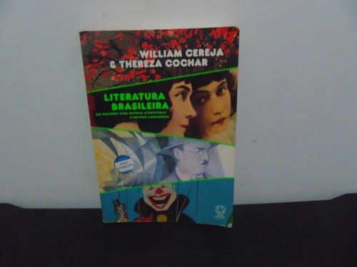 literatura brasileira - cereja e cochar - 4ªedição