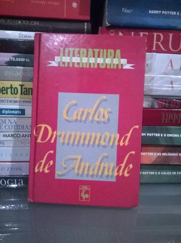 literatura comentada carlos drummond de andrade