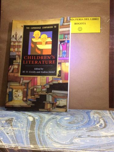 literatura de niños-andrés immel( en inglés)