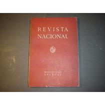 Revista Nacional,montevideo-uruguay Nº 194 Año 1957