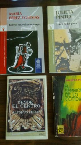 literatura lote libros