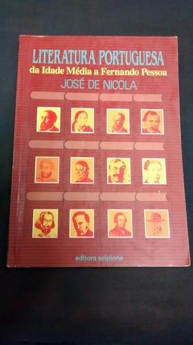 literatura portuguesa idade média f pessoa