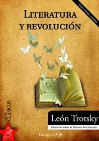 literatura y revolución - león trotsky - ediciones ryr