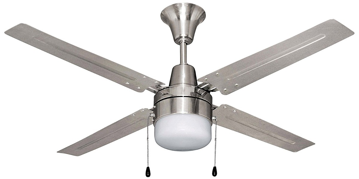Litex e ub48bc4c1 urbana 48 inch ceiling fan with four brush 48 inch ceiling fan with four brush cargando zoom aloadofball Images