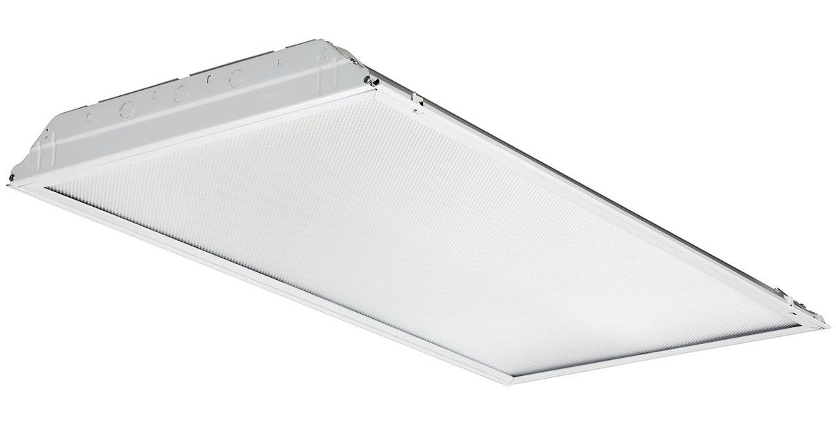 Lithonia Lighting 2gtl4 4400lm Lp840 2 4 Foot White Led Lay 719 900 En Mercado Libre