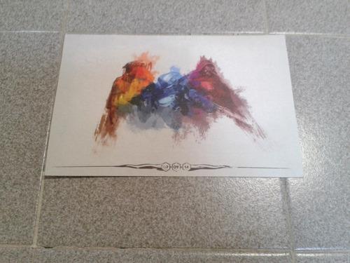 litografía de destiny