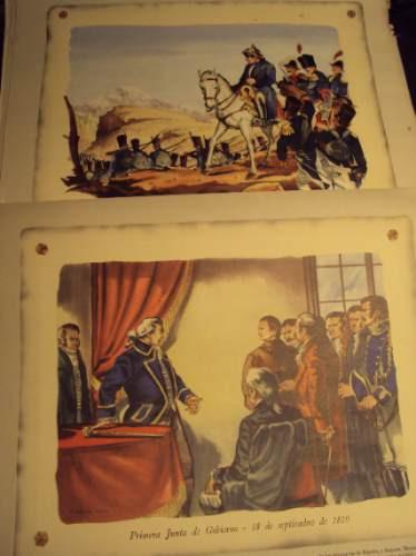 litografias proceso independencia americana (6)