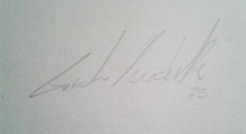 litogravura original assinada, quadro arte decoração
